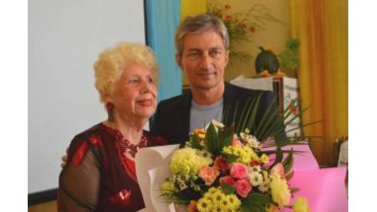 Марія Батраченко презентувала нову книгу