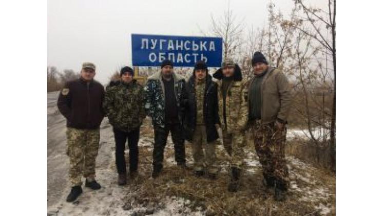 День Збройних Сил України  на передовій