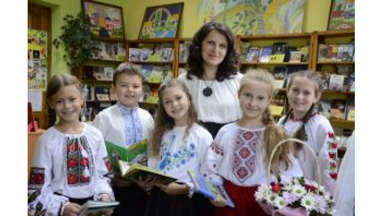 22 жовтня — Міжнародний день шкільних бібліотек
