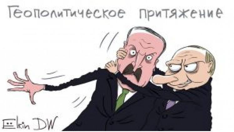 Між молотом і ковадлом, або  в Україну – через Білорусь