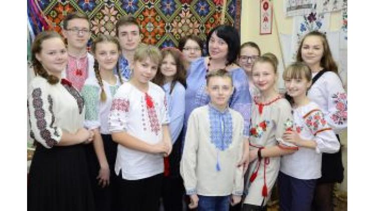 Україна живе у їхньому серці